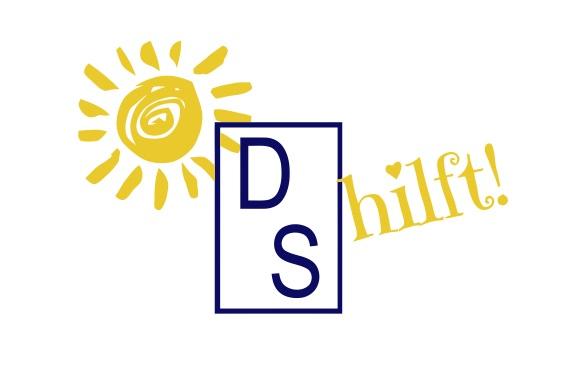DS hilft! Logo PNG