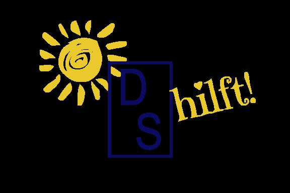 DS hilft! Logo transparent